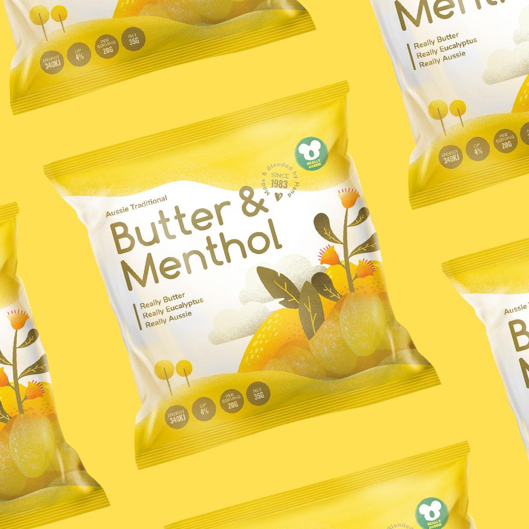Packaging design by Z Creative Studio Branding & Graphic Design Melbourne