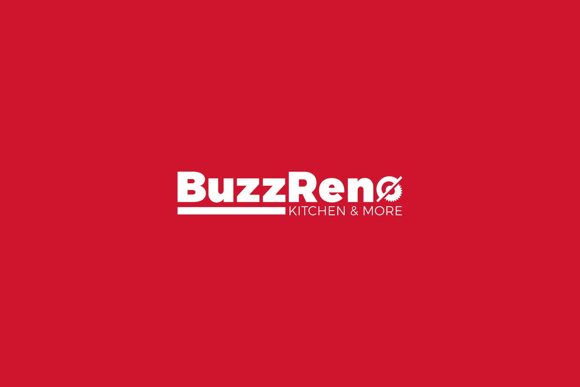 BuzzReno construction company branding by Z Creative Studio Branding & Graphic Design Melbourne