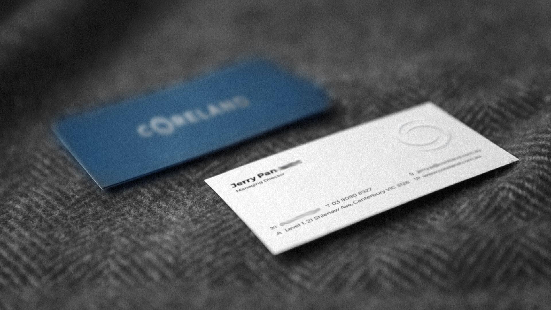 property developer branding by Z Creative Studio Branding & Graphic Design Melbourne