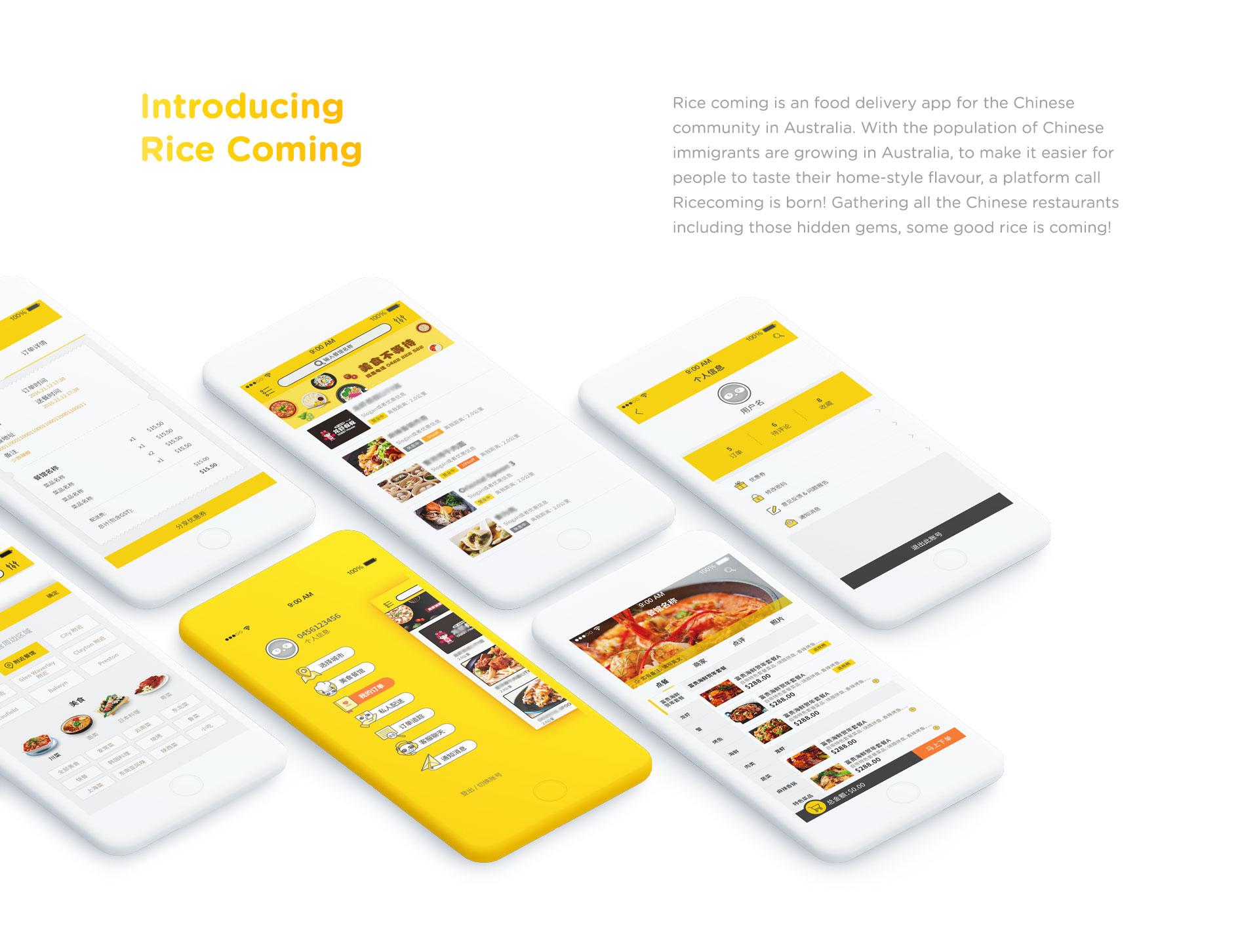 App design by Z Creative Studio Branding & Graphic Design Melbourne