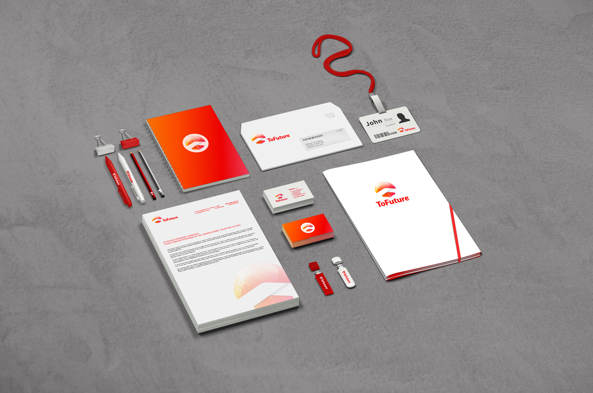 education branding by Z Creative Studio Branding & Graphic Design Melbourne