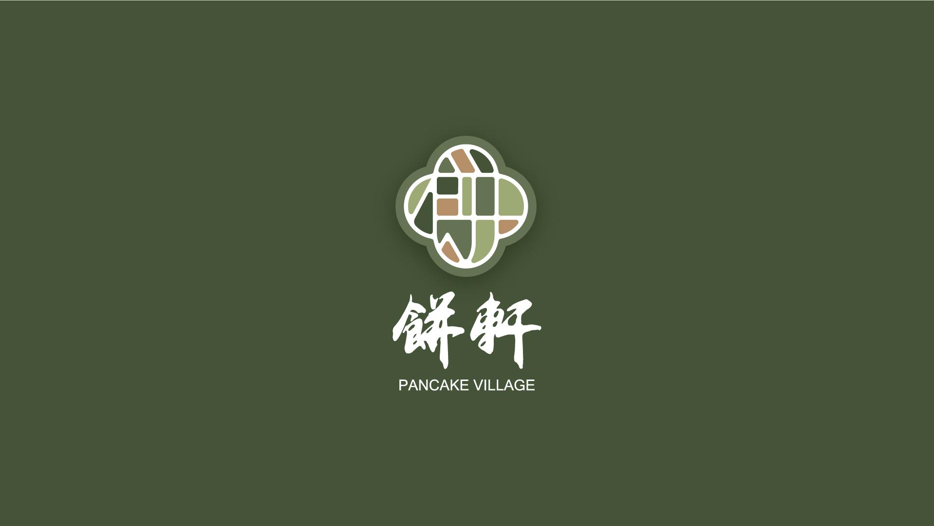 pancake village branding by Z Creative Studio Branding & Graphic Design Melbourne
