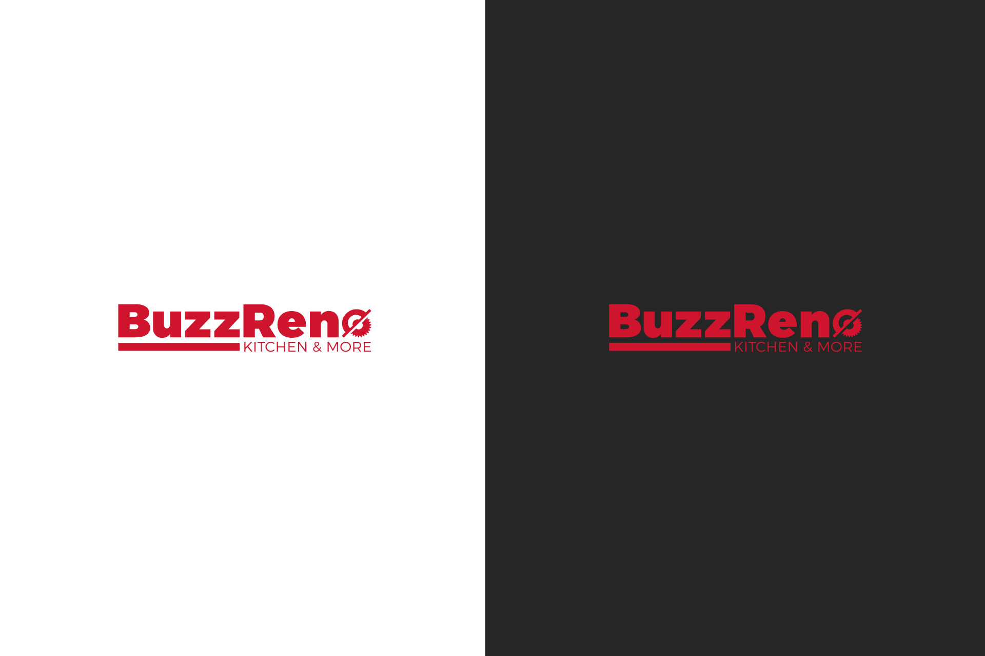 BuzzReno construction company branding by Z Creative Studio Branding & Graphic Design Melbourne