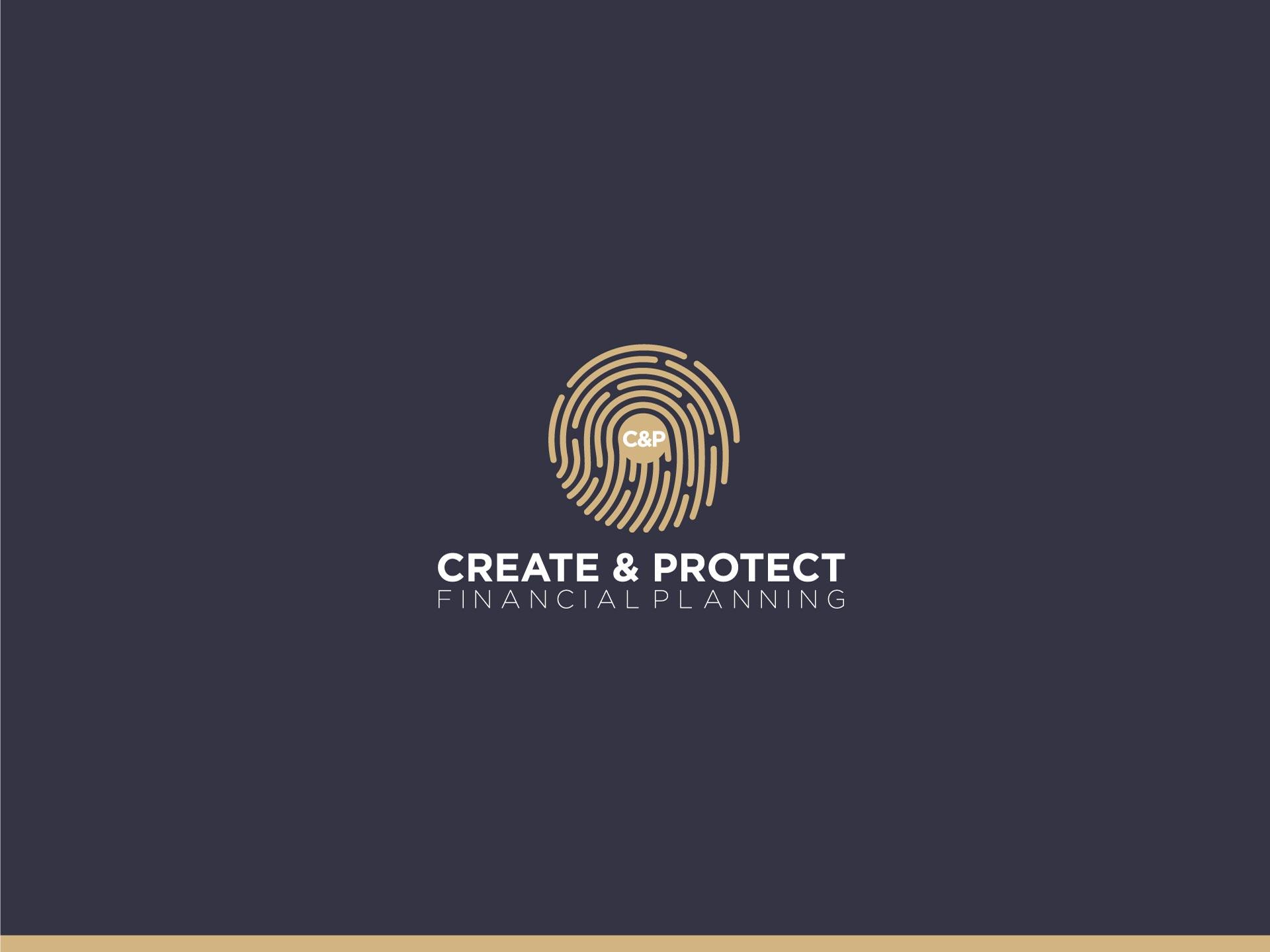 C&P Finnancial Planning by Z Creative Studio Branding & Graphic Design Melbourne