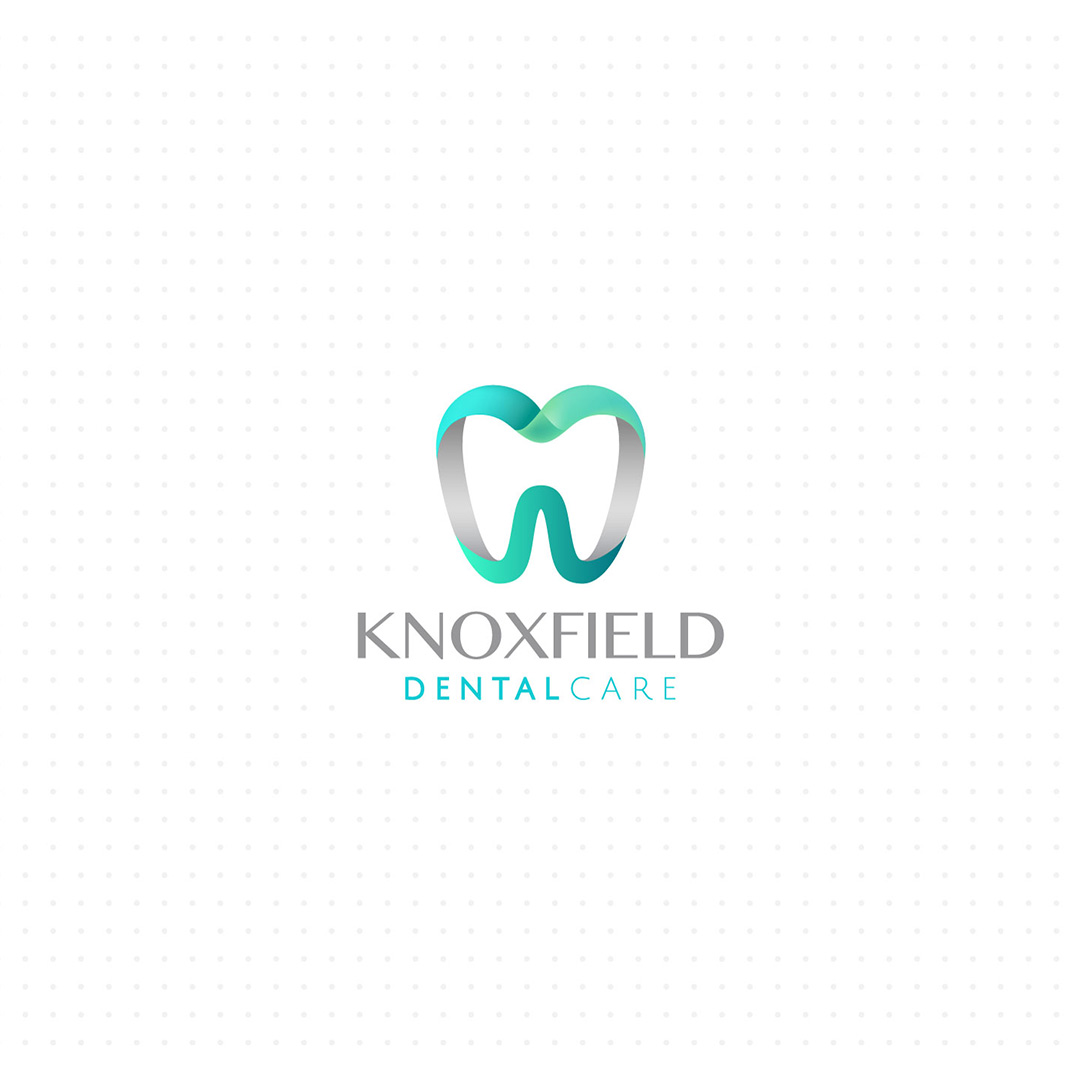 knoxfield dental medical branding by Z Creative Studio Branding & Graphic Design Melbourne