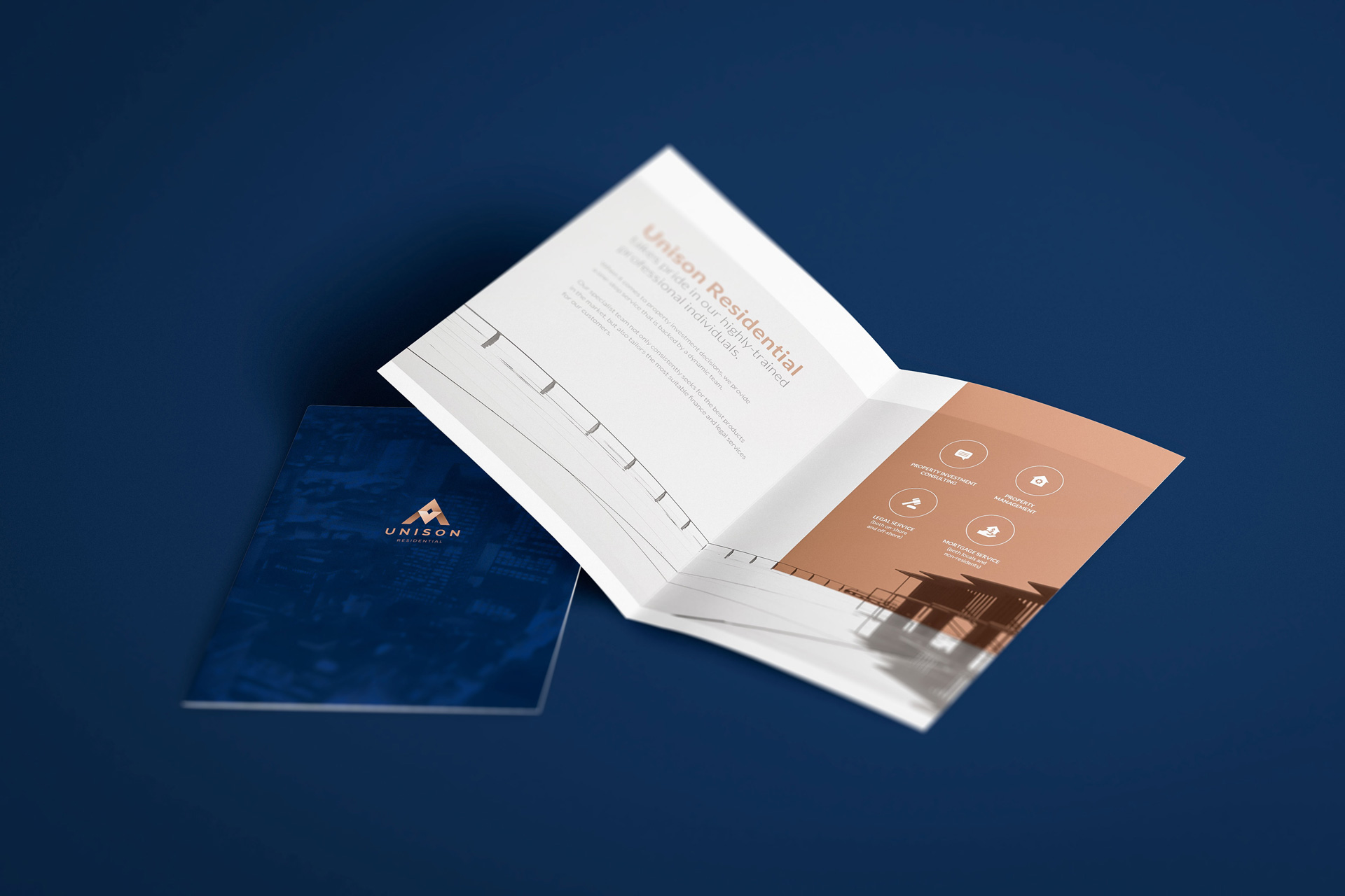corporate branding by Z Creative Studio Branding & Graphic Design Melbourne