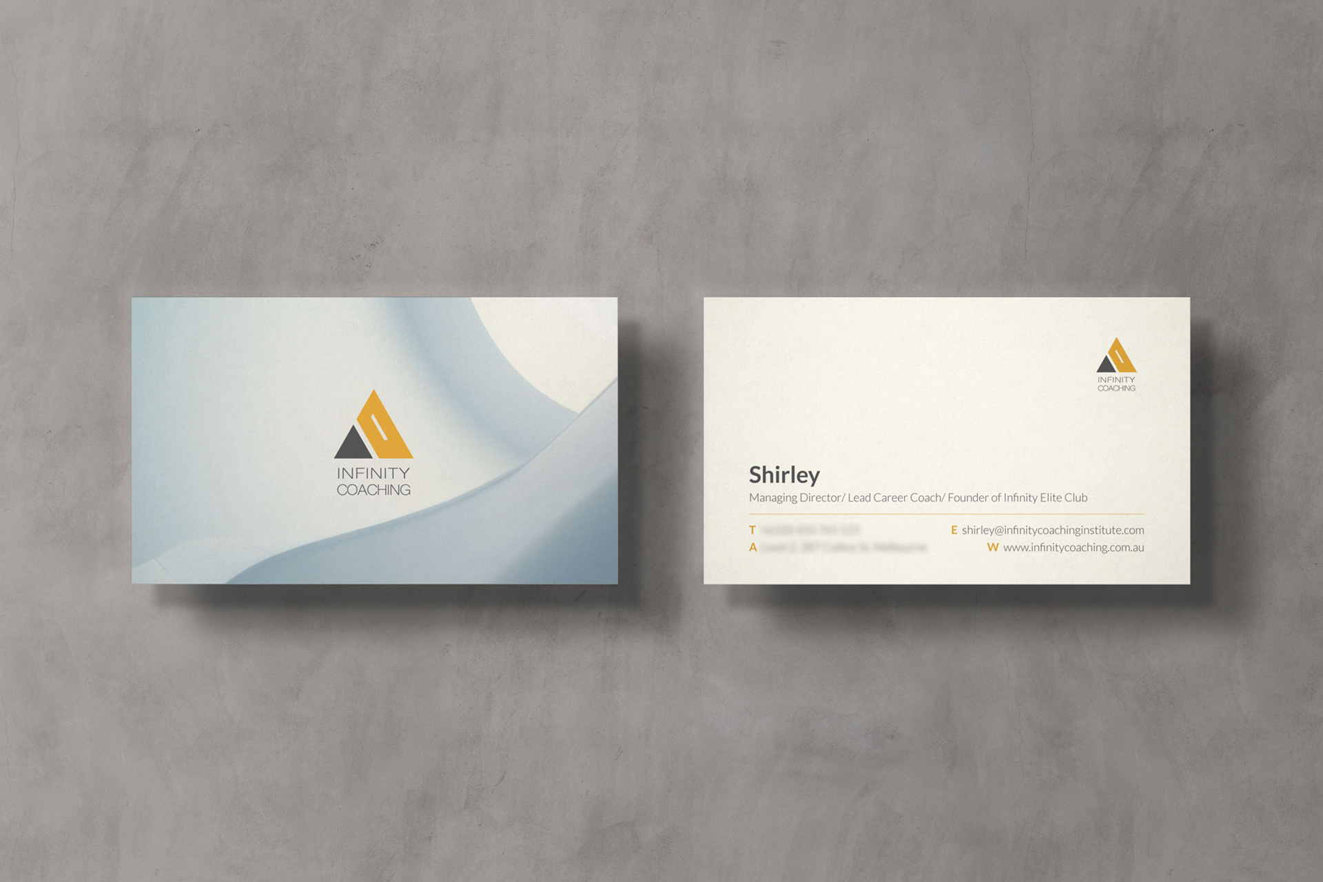 hr coaching consulting marketing collaterals by Z Creative Studio Branding & Graphic Design Melbourne